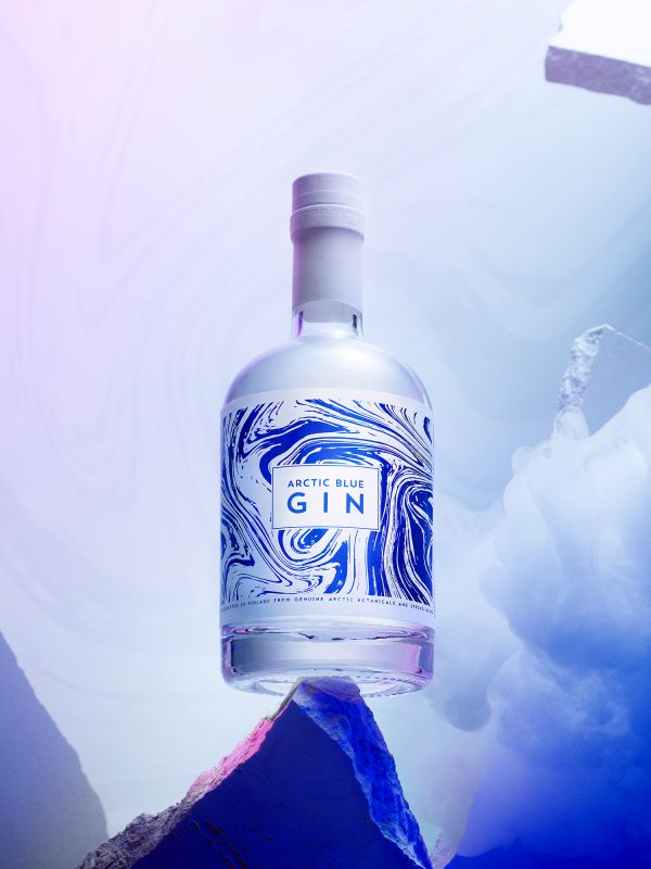 Artic Blue Gin on maailman paras gini.